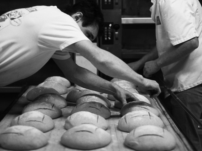 La signature du boulanger Patrick Gomez PARIS